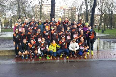 Media Maraton Vitoria-Gasteiz 2017
